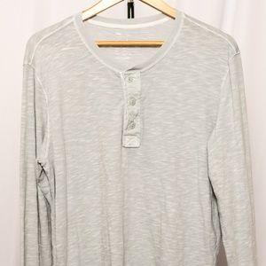 Gap Mens Long sleeve Shirt Size L 100% cotton